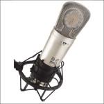 Микрофоны студийные