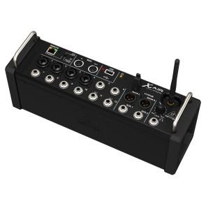 Behringer XR12 - цифровой рэковый микшер 12 каналов