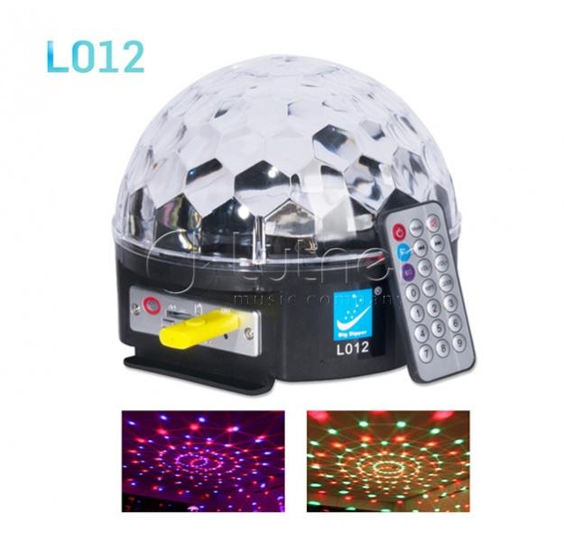 L012 Светодиодный эффект, «диско-шар»