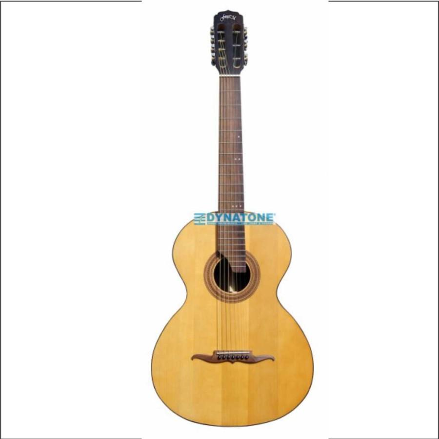 Акустическая семиструнная гитара ФОРЕСТ Ф-104