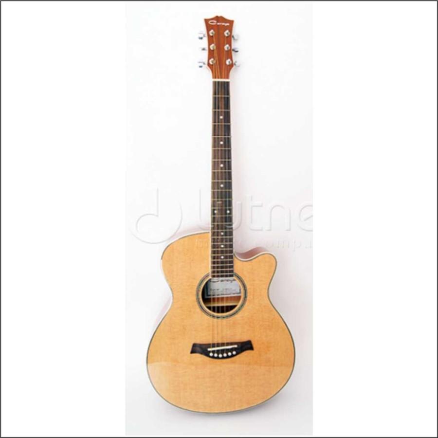 F560C Акустическая гитара, с вырезом, Caraya