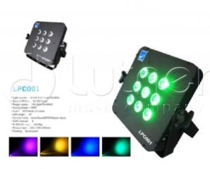LPC001 Светодиодный прожектор заливающего света 9 8 Вт, Big Dipper