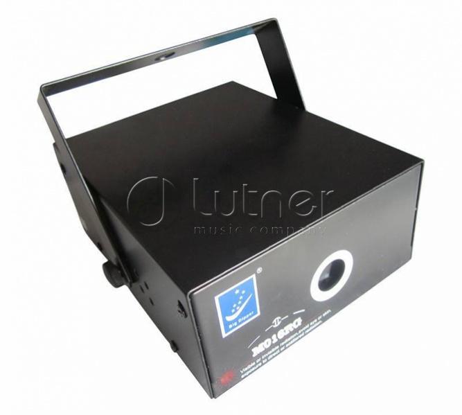 M016RG-IV Лазерный проектор, красный+зеленый,