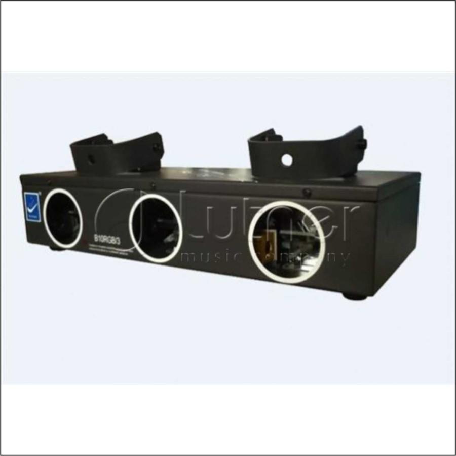 B10RGB - 3 Лазерный проектор, тройной, красный