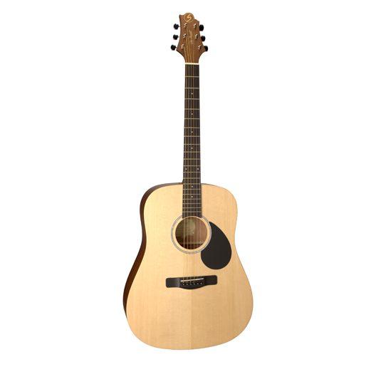 GregBennett GD50 OPN - Акуст. гитара