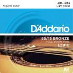 ez910-american-bronze-85-15-strunyi-dlya-akusticheskoy-gitaryi-light-11-52-daddario