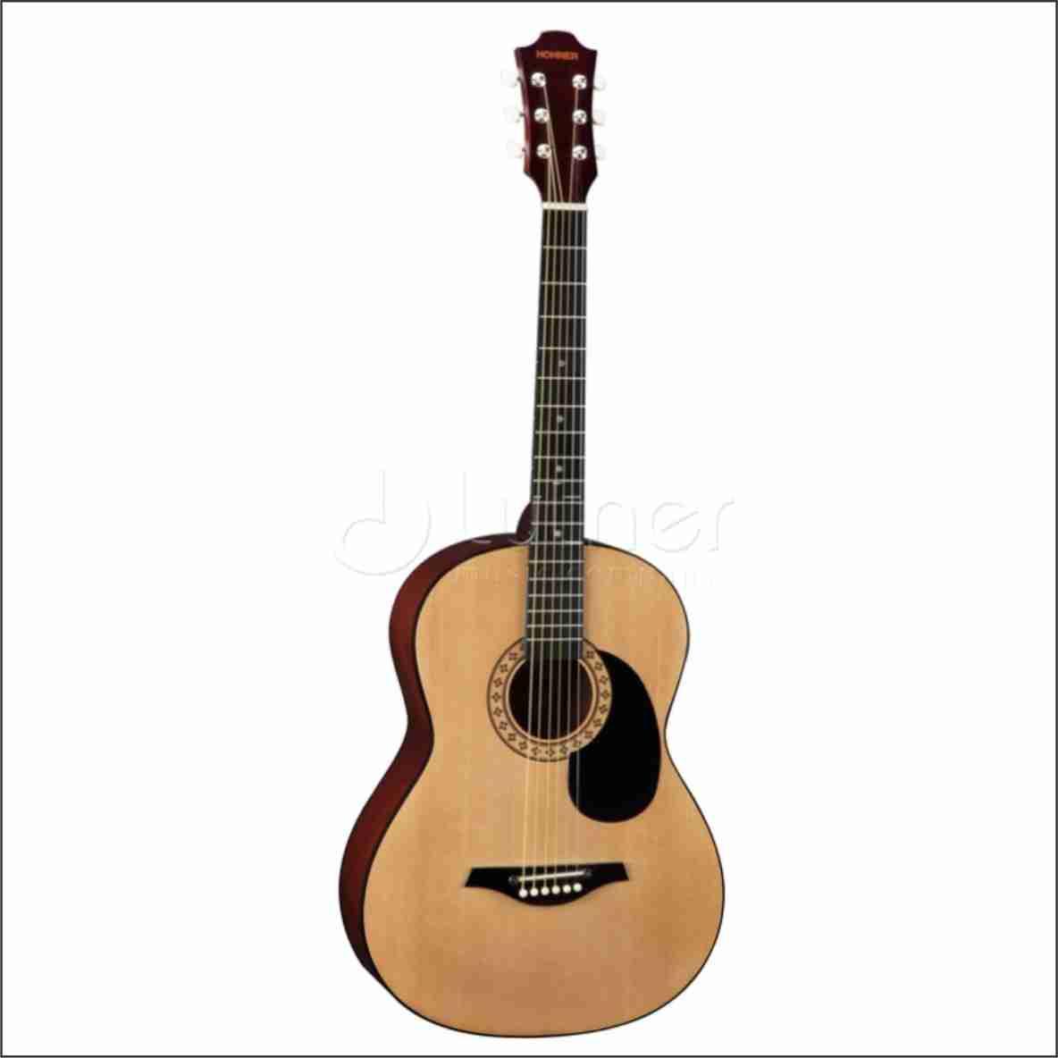 HW200 Акустическая гитара Hohner 1